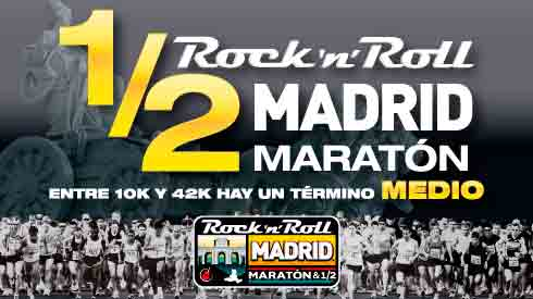 Rock'n'Roll Madrid Maraton