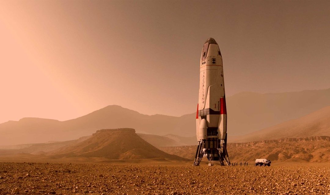 Inside Nat Geo's incredible documentary mission to Mars