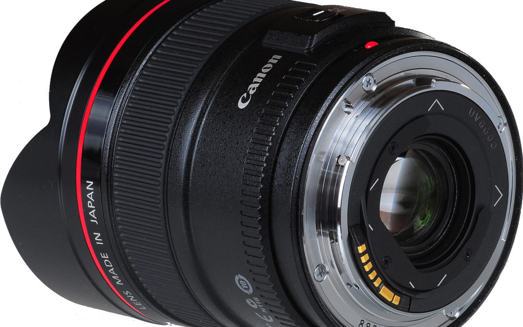 New Canon EF review