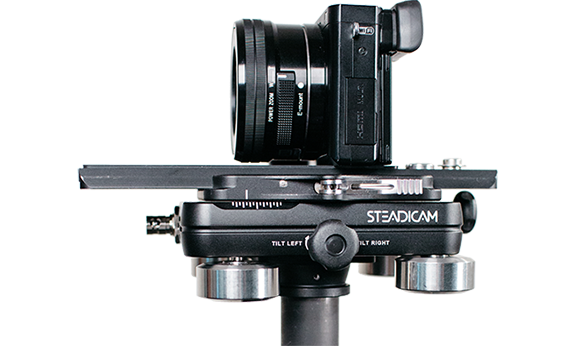 Steadicam Aero and Glidecam Centurion: two different approaches to small camera stabilisation