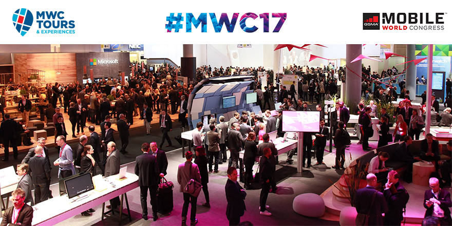 Mobile World Congress 2017: The biggest announcements from this year's smartphone mega-show