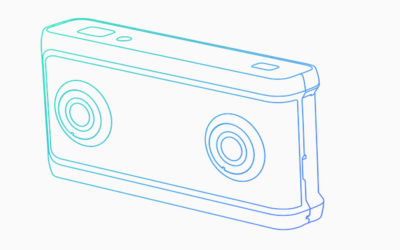 VR180: virtual reality in 180 degrees