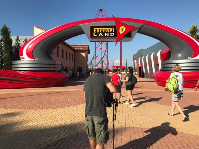 Abenteuer Leben am Sonntag – Port Aventura / Ferrari Land – Kabel eins
