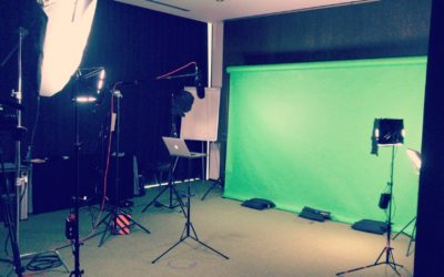 Greenscreen shoot for medical company