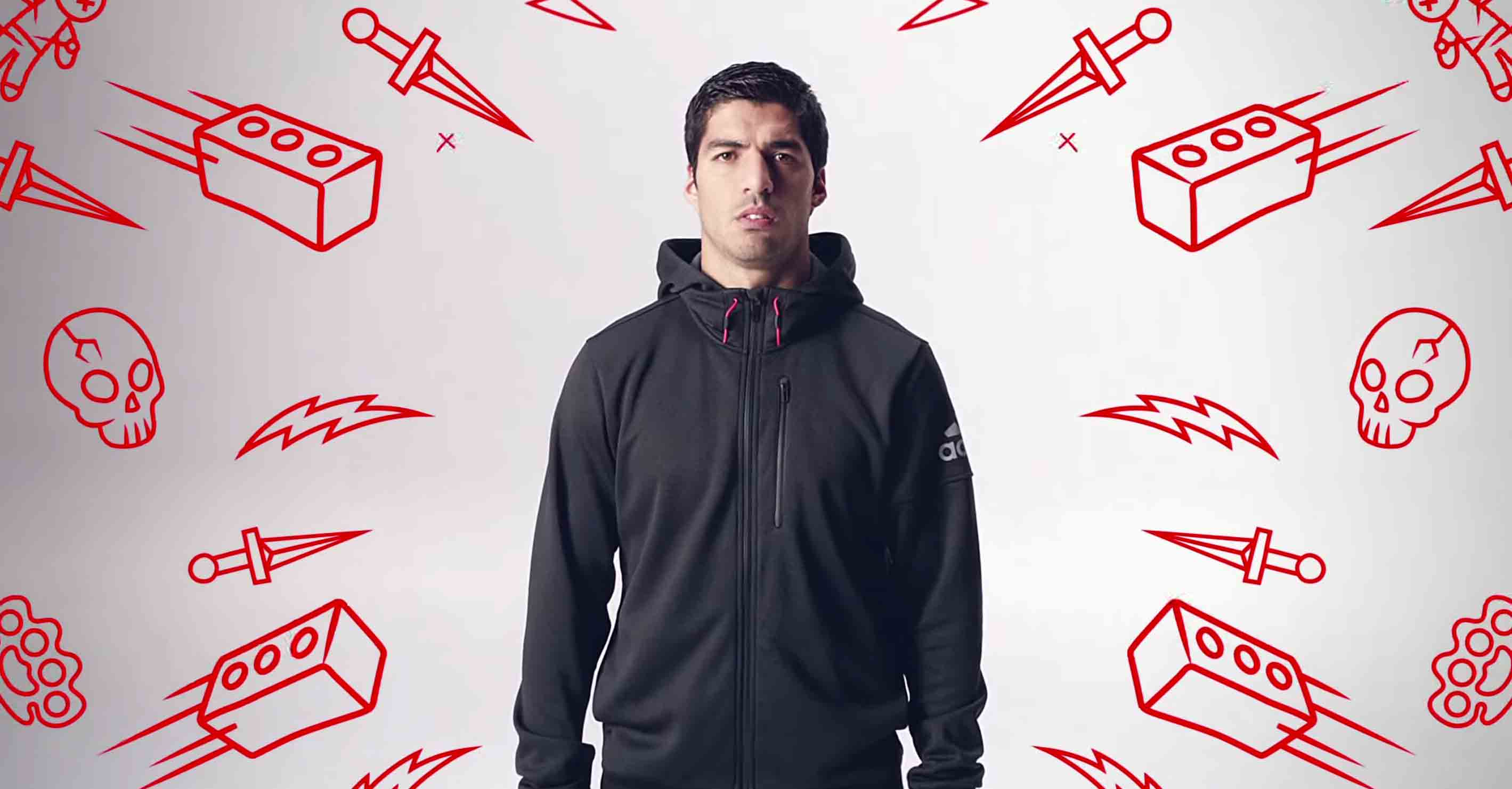 Luis Suárez – There Will Be Haters — adidas Football