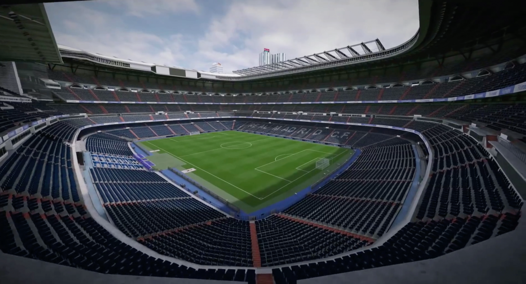 Real Madrid in FIFA 16 ft. Ronaldo, Benzema, Rodríguez